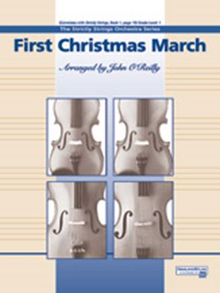 Picture of First Christmas March