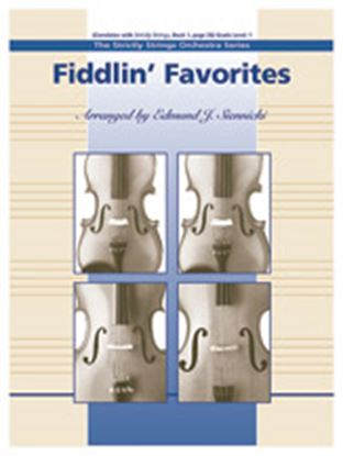 Picture of Fiddlin' Favorites