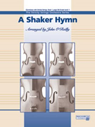 Picture of A Shaker Hymn