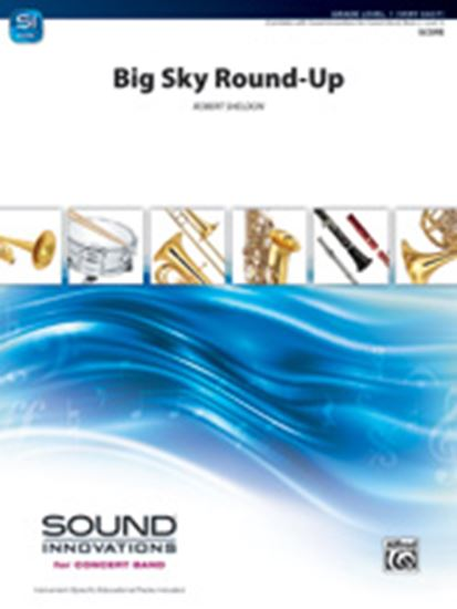 Picture of Big Sky Round-Up: (wp) E-flat Alto Clarinet