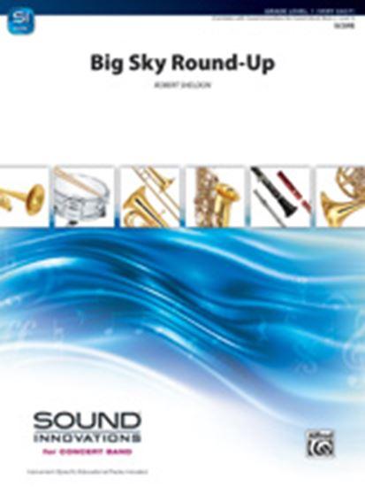 Picture of Big Sky Round-Up: (wp) 1st B-flat Trombone T.C.