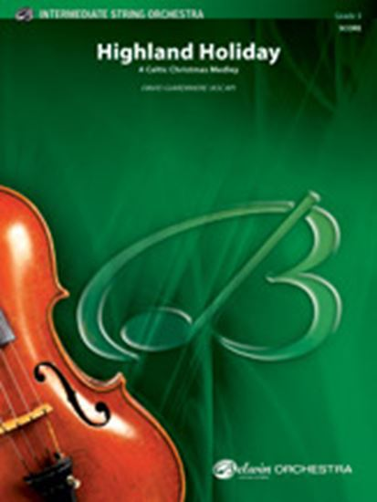 Picture of Highland Holiday: String Bass