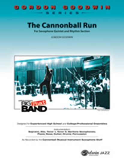 Picture of The Cannonball Run: 2nd B-flat Tenor Saxophone