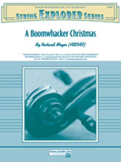 Picture of A Boomwhacker Christmas: 1st Violin
