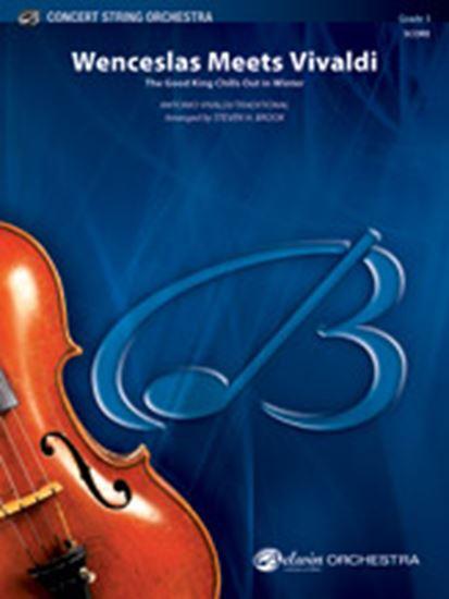 Picture of Wenceslas Meets Vivaldi: String Bass