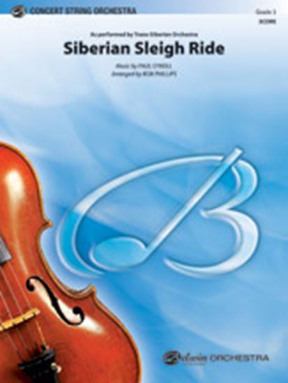 Picture of Siberian Sleigh Ride: 2nd Violin