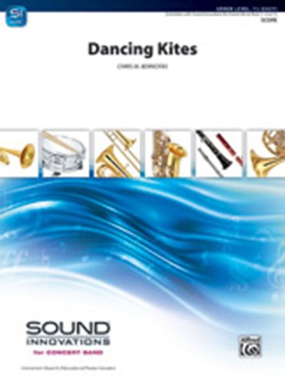 Picture of Dancing Kites: B-flat Bass Clarinet