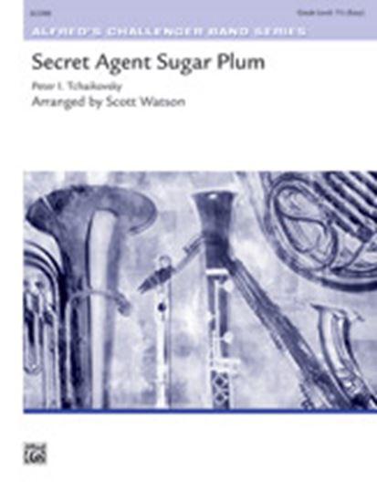 Picture of Secret Agent Sugar Plum: E-flat Baritone Saxophone