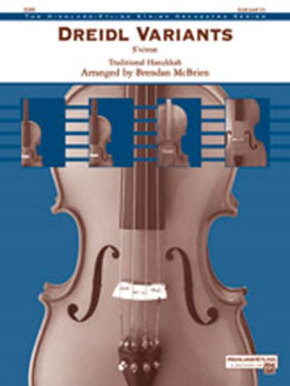Picture of Dreidl Variants: 2nd Violin