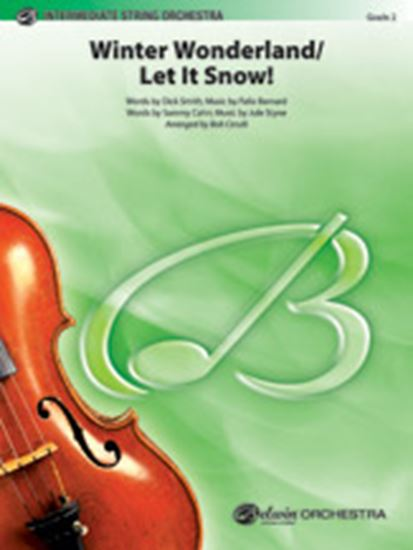 Picture of Winter Wonderland / Let It Snow!: 1st Violin