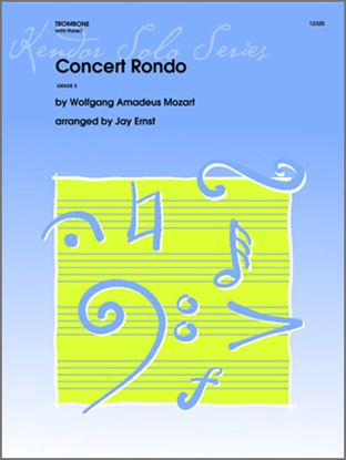Picture of Concert Rondo (K371)