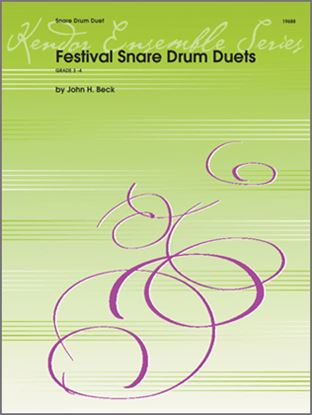 Picture of Festival Snare Drum Duets