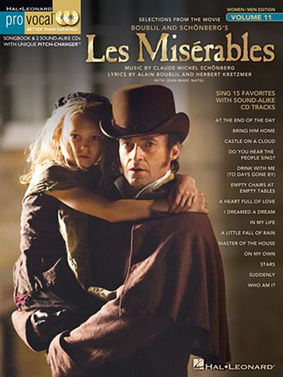 Picture of On My Own (from Les Miserables)