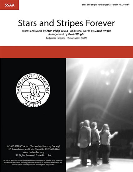 Picture of The Stars and Stripes Forever (arr. David Wright)