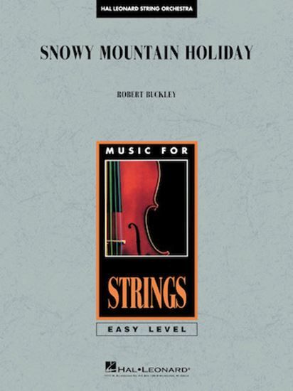 Picture of Snowy Mountain Holiday - Conductor Score (Full Score)