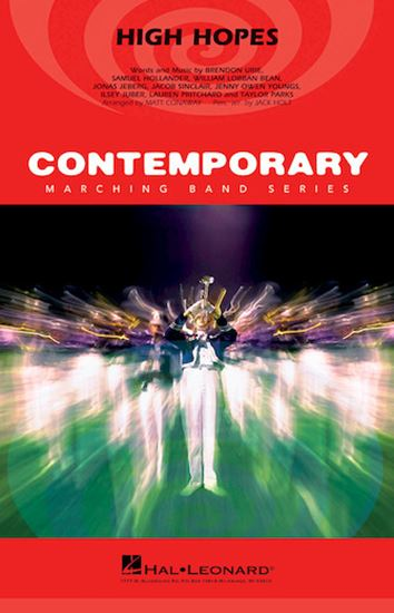 Picture of High Hopes (arr. Matt Conaway) - 2nd Trombone