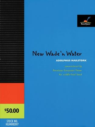 Picture of New Wade 'n Water - Full Score