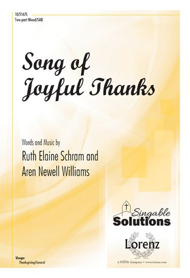 Picture of Song of Joyful Thanks