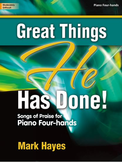 Picture of Great Things He Has Done!