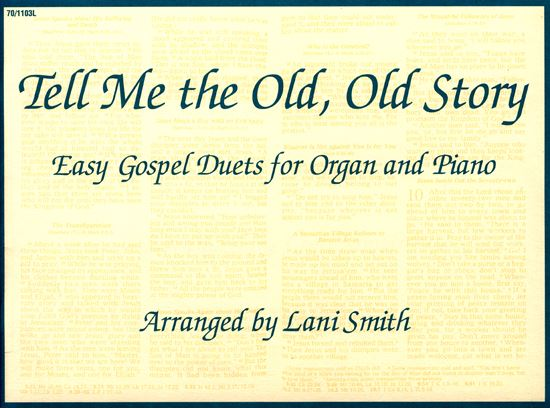 Picture of Tell Me the Old, Old Story