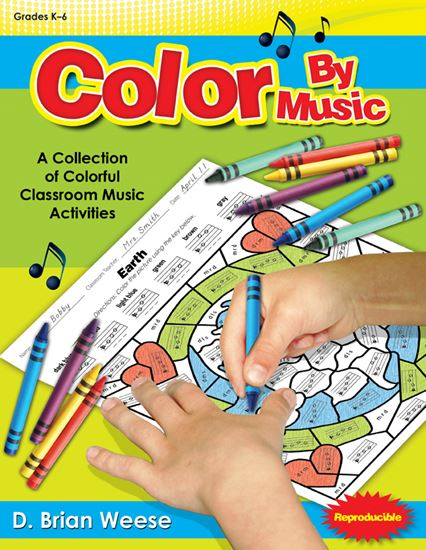 Picture of Color By Music