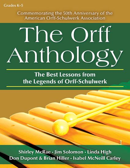 Picture of The Orff Anthology