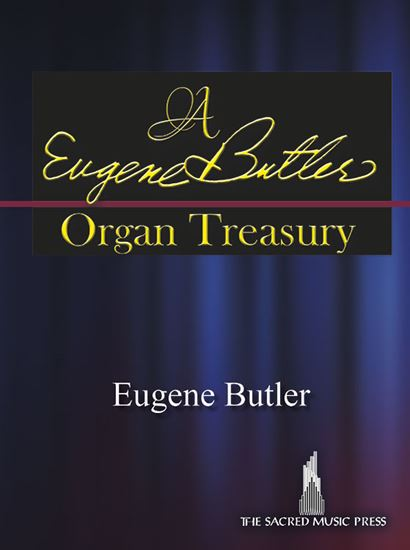 Picture of A Eugene Butler Organ Treasury