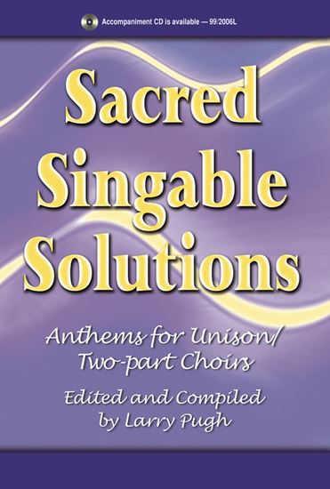 Picture of Sacred Singable Solutions