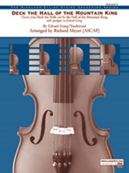 Picture of Deck the Hall of the Mountain King: String Bass