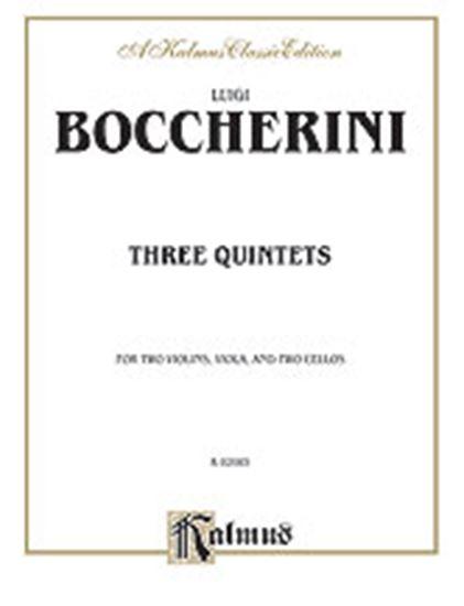 Picture of Three Quintets: Cello
