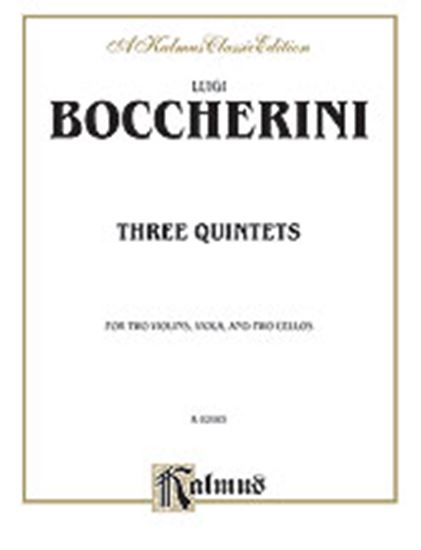 Picture of Three Quintets: 2nd Cello