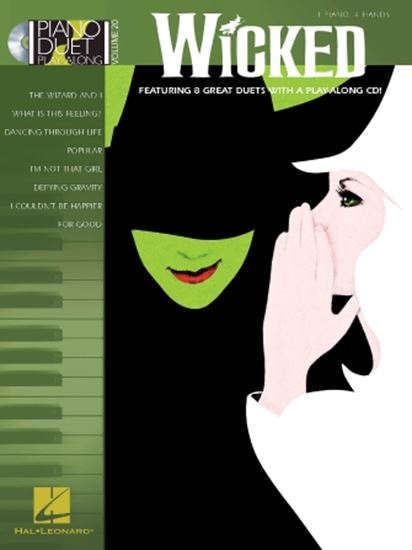 Picture of I Couldn't Be Happier (from Wicked) (arr. Carol Klose)