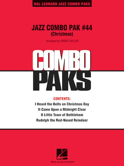 Picture of Jazz Combo Pak #44 (Christmas) - Piano/Conductor