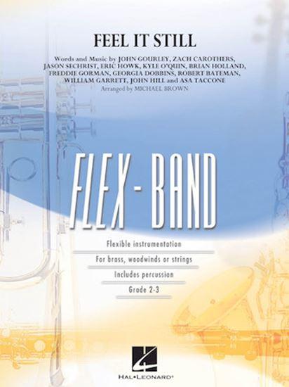 Picture of Feel It Still - Pt.5 - Eb Baritone Saxophone