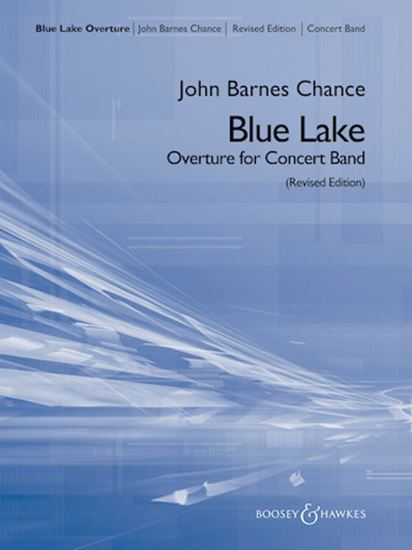 Picture of Blue Lake (Overture for Concert Band) - Full Score