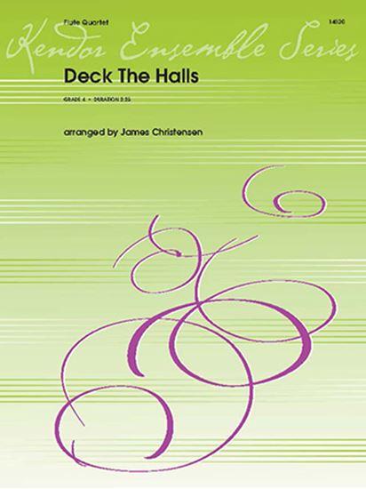 Picture of Deck the Halls (Flute Quartet) (arr. James Christensen)