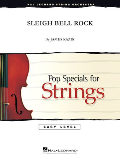 Picture of Sleigh Bell Rock - Violin 1