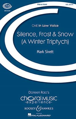 Picture of Silence, Frost & Snow (A Winter Triptych) - Flute/Piccolo