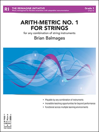 Picture of Arith-Metric No. 1 For Strings