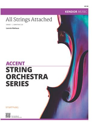 Picture of All Strings Attached - Full Score