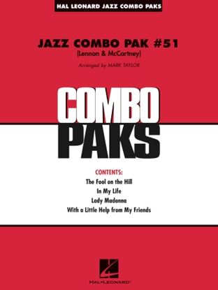 Picture of Jazz Combo Pak #51 (Lennon & McCartney) (arr. Mark Taylor) - Piano/Conductor