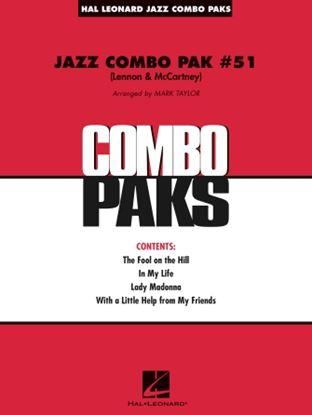 Picture of Jazz Combo Pak #51 (Lennon & McCartney) (arr. Mark Taylor) - Bb Instruments