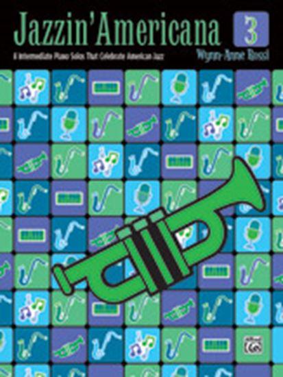 Picture of Jazzin' Americana 3: 8 Intermediate Piano Solos That Celebrate American Jazz
