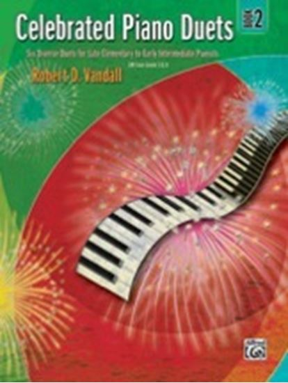 Picture of Celebrated Piano Duets, Book 2: Six Diverse Duets for Late Elementary to Early Intermediate Pianists
