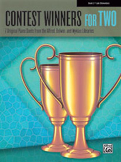 Picture of Contest Winners for Two, Book 2: 7 Original Piano Duets from the Alfred, Belwin, and Myklas Libraries