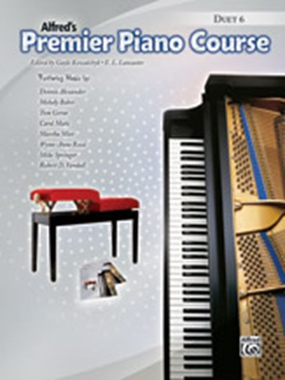 Picture of Premier Piano Course, Duet 6