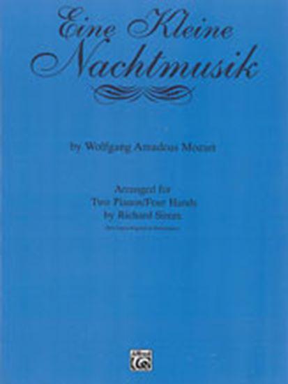 Picture of Eine Kleine Nachtmusik - Piano Duo (2 Pianos, 4 Hands)