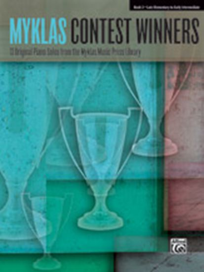 Picture of Myklas Contest Winners, Book 2: 13 Original Piano Solos from the Myklas Music Press Library
