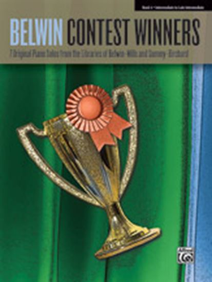 Picture of Belwin Contest Winners, Book 4: 7 Original Piano Solos from the Libraries of Belwin-Mills and Summy-Birchard