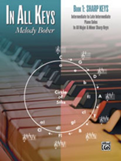 Picture of In All Keys, Book 1: Sharp Keys: Intermediate to Late Intermediate Piano Solos in All Major and Minor Sharp Keys